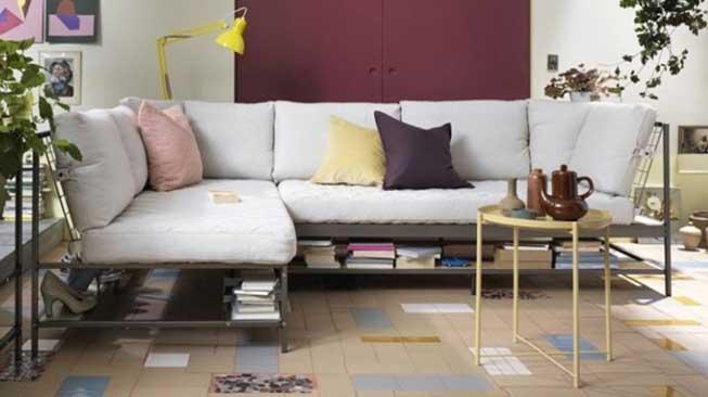 Daftar Furniture Multifungsi Untuk Ruangan Yang Kecil