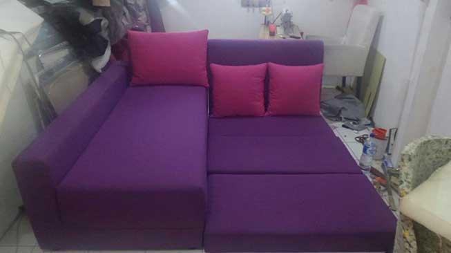 Sofa Menjadi 2 Tempat Tidur