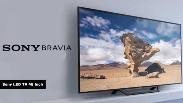 Sony LED TV 48 Inch