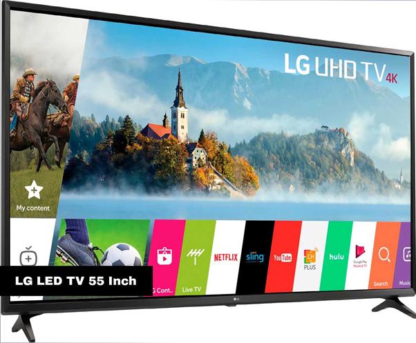 LG LED TV 55 Inch