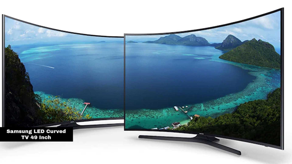 Samsung LED Curved TV 49 Inch